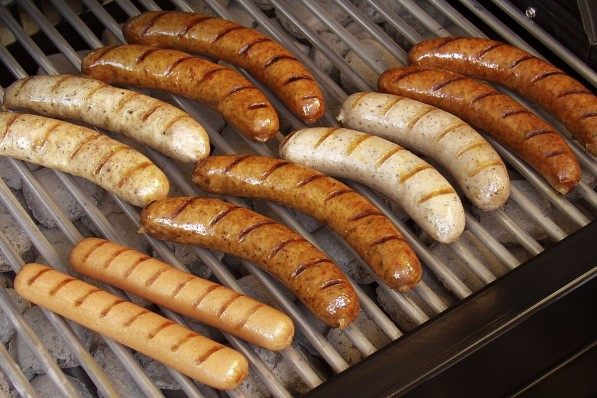 Franks and Sausages
