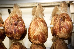 Our hams our fresh with flavor