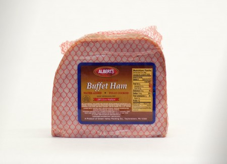 Albert's Meats Buffet Ham
