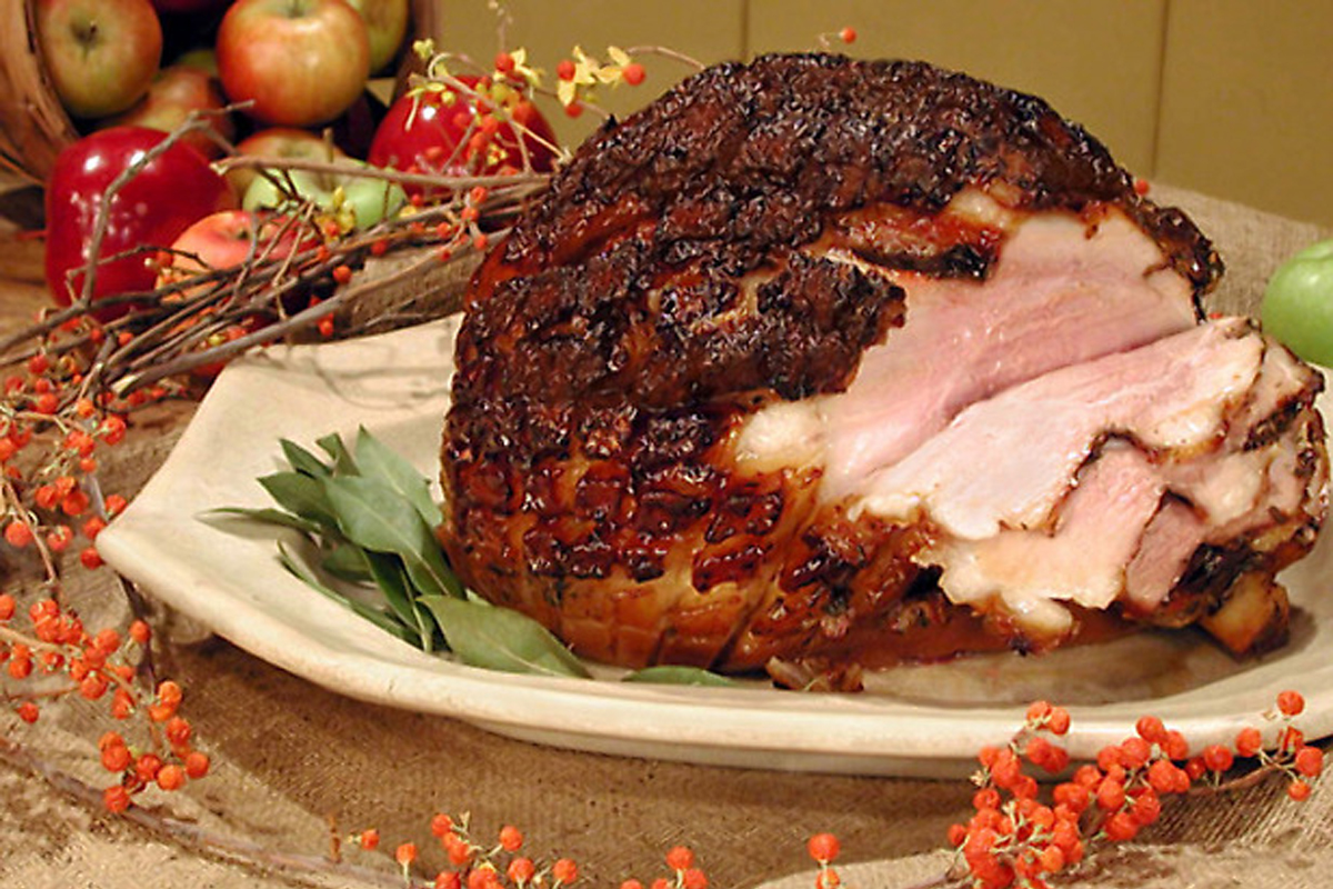 New holiday ham recipes alberts meats alberts meats ham in cider forumfinder Choice Image